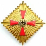 Stern des Großen Verdienstkreuzes mit Stern
